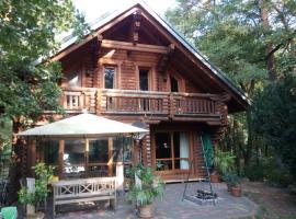 Holzhaus am See, Zernsdorf