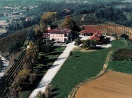 Villa Fiorita, Castello di Annone
