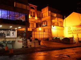 Hotel Galerias Pasto, Pasto