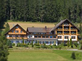 Waldhotel Auerhahn, Eisenbach