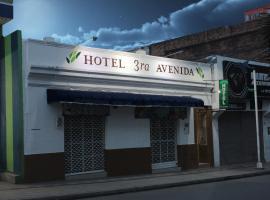 Hotel 3ra Avenida, Ibagué