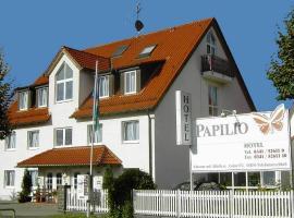 Hotel Papilio, Leipzig
