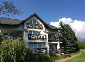 Vila Horec - dependance hotela Hubert, Vysoké Tatry