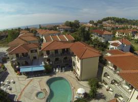 Hotel Argo, Siviri