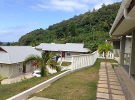 Surfers Beach Self Catering Chalets, Takamaka