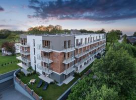 Apartamenty Rozewie Villa 4 Pory Roku, Jastrzębia Góra
