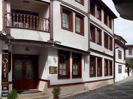 Simre Hotel, Amasya