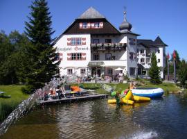 Schlosshotel Seewirt, Turracher Hohe