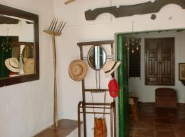 Los Carvajales, Humilladero