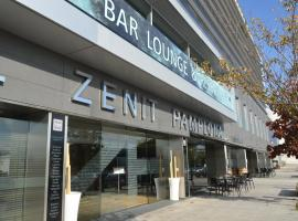Hotel Zenit Pamplona, Cordovilla
