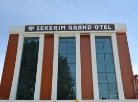 Sekerim Grand Hotel, Sultandağı