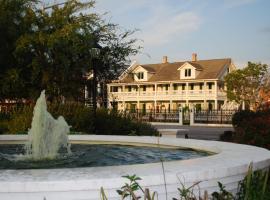 The Hotel Magnolia, Foley