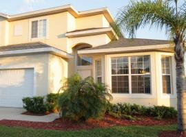 Ruby Red Home by Florida Dream Homes