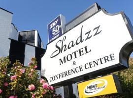 Shadzz Motel, Palmerston North