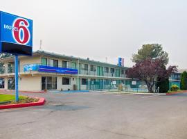 Motel 6 Winnemucca, Winnemucca