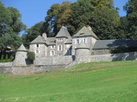 Château du Puech, Curières