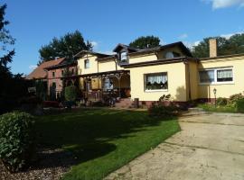 Guest house Schloßpark, Werben