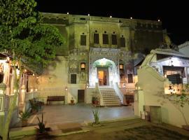 Hotel Radhika Haveli, Mandawa, Mandāwa