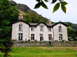 YHA Coniston Holly How, Coniston