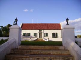 Farm Stay De Erf Manor, Graaff-Reinet