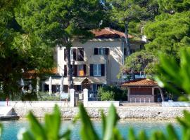 Villa Diana, Mali Lošinj