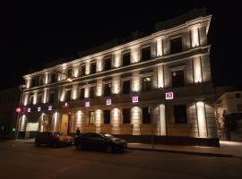 Privet Hostel, Moszkva