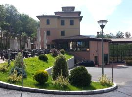 Villa Clorè, Lama Mocogno