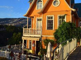 Hotel Brighton, Valparaíso