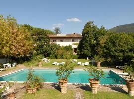 Hotel Villa Villoresi, 세스토 피오렌티노