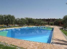 Hotel L'Oliveraie Jnane Zitoune, Marrakech