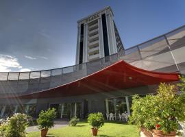 Panoramic Hotel Plaza, Abano Terme