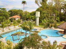Hotel Fazenda Salto Grande, Araraquara