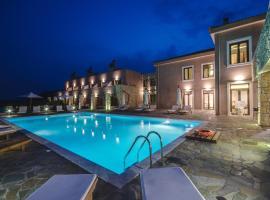 Hotel Perivoli, Nafplio