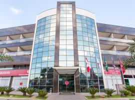 Ramada Aeroporto Hotel – Lagoa Santa, Lagoa Santa
