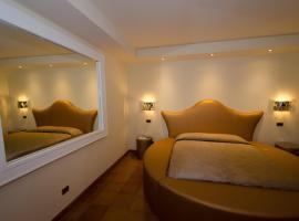 Suite Degli Specchi, Mostacciano