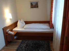 Hotel am Exerzierplatz, Манхайм