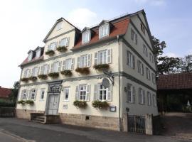 Poststation Zum Alten Forstamt, Morschen