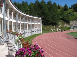 Hotel Lago Losetta, Сестриере