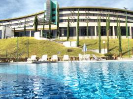 Hotel Golden Park All Inclusive Poços de Caldas, Poços de Caldas