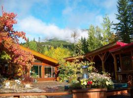 Kapristo Lodge, Golden