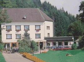 Hotel Grenzbachmühle, Horhauzenas