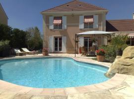 Villa Cendrillon, Magny-le-Hongre