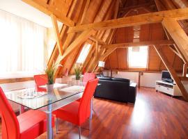 HBhotel Markt-apartment, Brielle