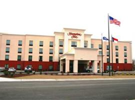 Hampton Inn Wilson Downtown, Wilson