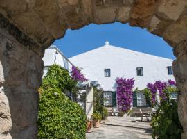 Hotel Rural Biniarroca - Adult Only, Sant Lluis