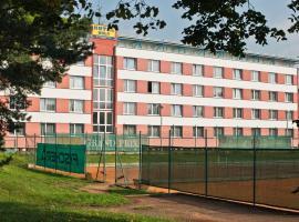 Hotel Buly, Písek