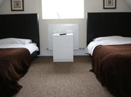 Colne Valley Bed & Breakfast, Steinsa
