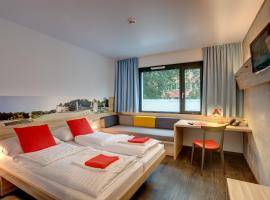 MEININGER Hotel Wien Downtown Franz, Vídeň