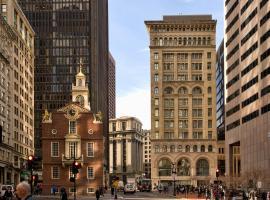 Ames Boston Hotel, Curio Collection by Hilton, Bostona