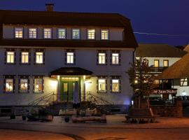 Hotel Zum Bäcker, Udenhain